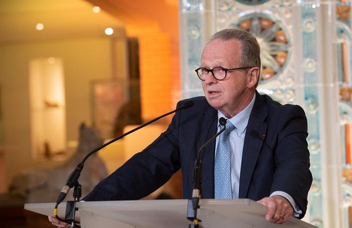 Bernard Pacory, Président de la Fondation d'entreprise Crédit Agricole Nord de France