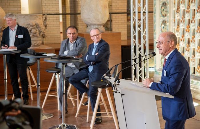 Christian Valette, Directeur Général du Crédit Agricole Nord de France