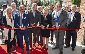 Inauguration Fondation FIBR & CO ROUBAIX