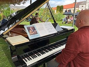 Les jardins de Vavilov Septemnbre 2019