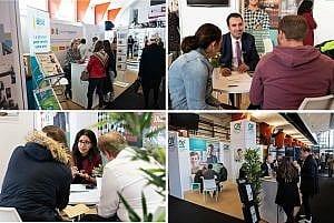 1ère Participation du Crédit Agricole au Salon Immobilier de Marcq en Baroeul