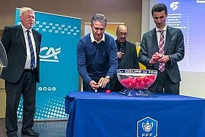 La Coupe de France s'invite au Crédit Agricole Nord de France - octobre 2019