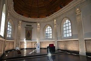 Fondations CA Pays de France et CA Nord de France : Une nouvelle vie pour la Chapelle Saint Louis d'Arras