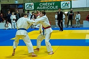 Crédit Agricole Nord de France - Challenge Judo Lens