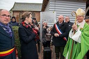 Restauration et inauguration du Klockhuis d'Eecke - Fondation du Crédit Agricole Nord de France