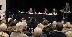 Assemblée Générale de la Caisse locale de St Pol 2020