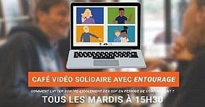 Association Entourage - Le confinement n'arrête pas la solidarité !