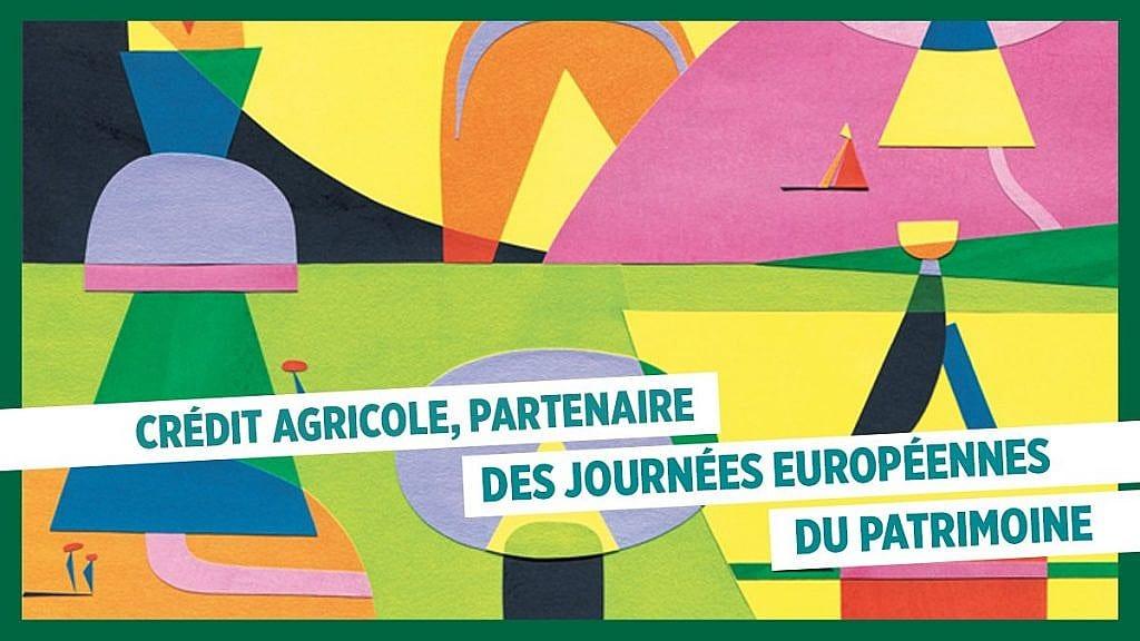 Le Crédit Agricole, Partenaire des JEP2020 !