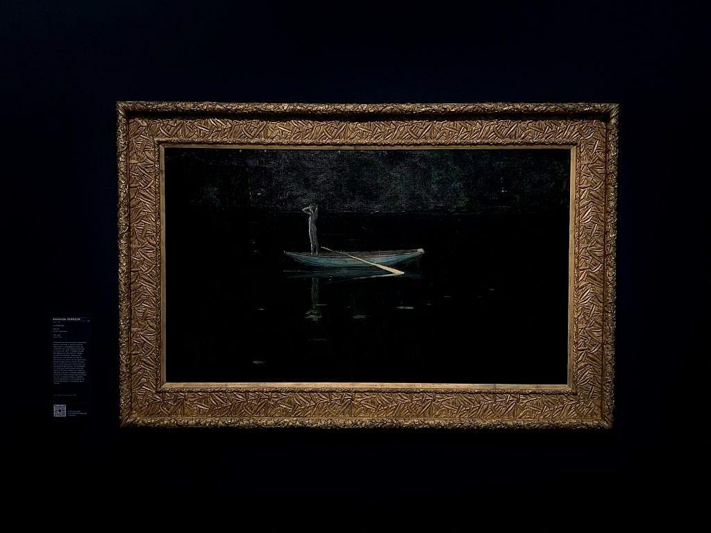 Musée Louvre Lens - Expo Soleils Noirs