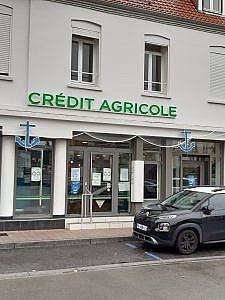 Agence Crédit Agricole d'Etaples-sur-Mer